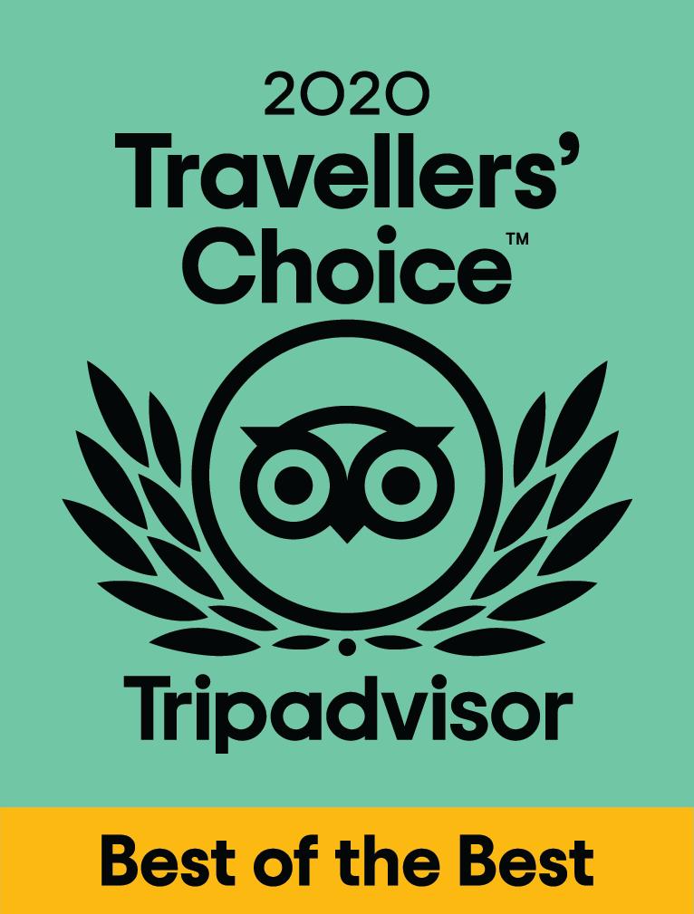 traveller'choice 2020 tripadvisor sirenas mediterranean academy verde