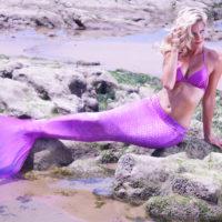 Jimena Buttieglo se convierte en Sirena