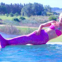 Sirena Valeria Mazza por un dia