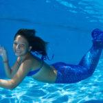 Mermaid Tail Mediterranean