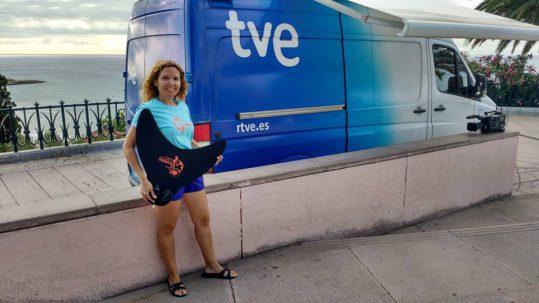 cola Sirena en TVE