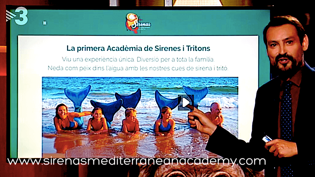 Sirenas a TV3, Toni Soler