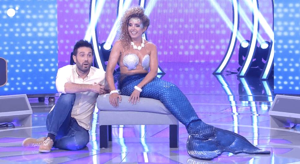 Sirena Suriel Cuatro TV