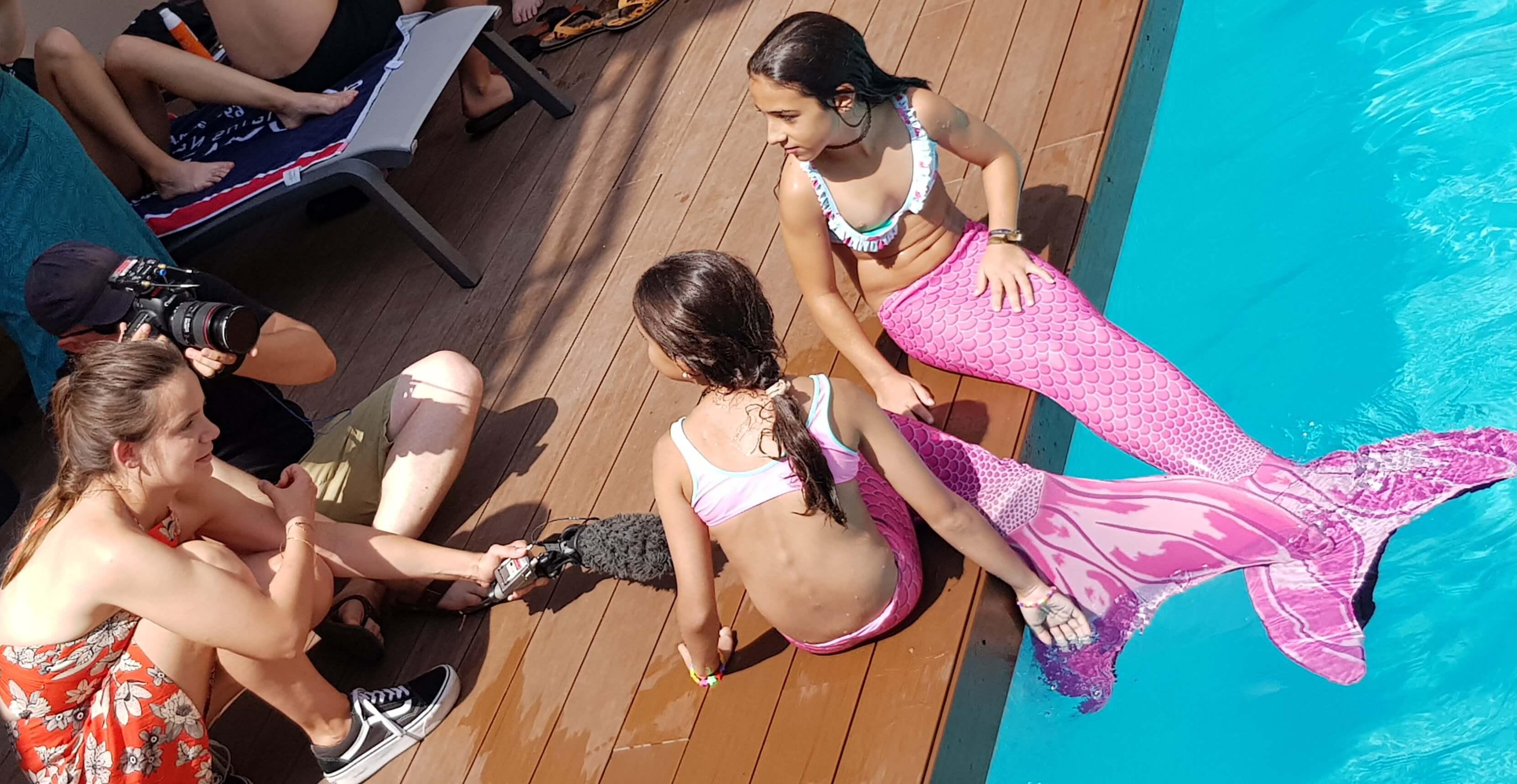 Sirenas en France TV