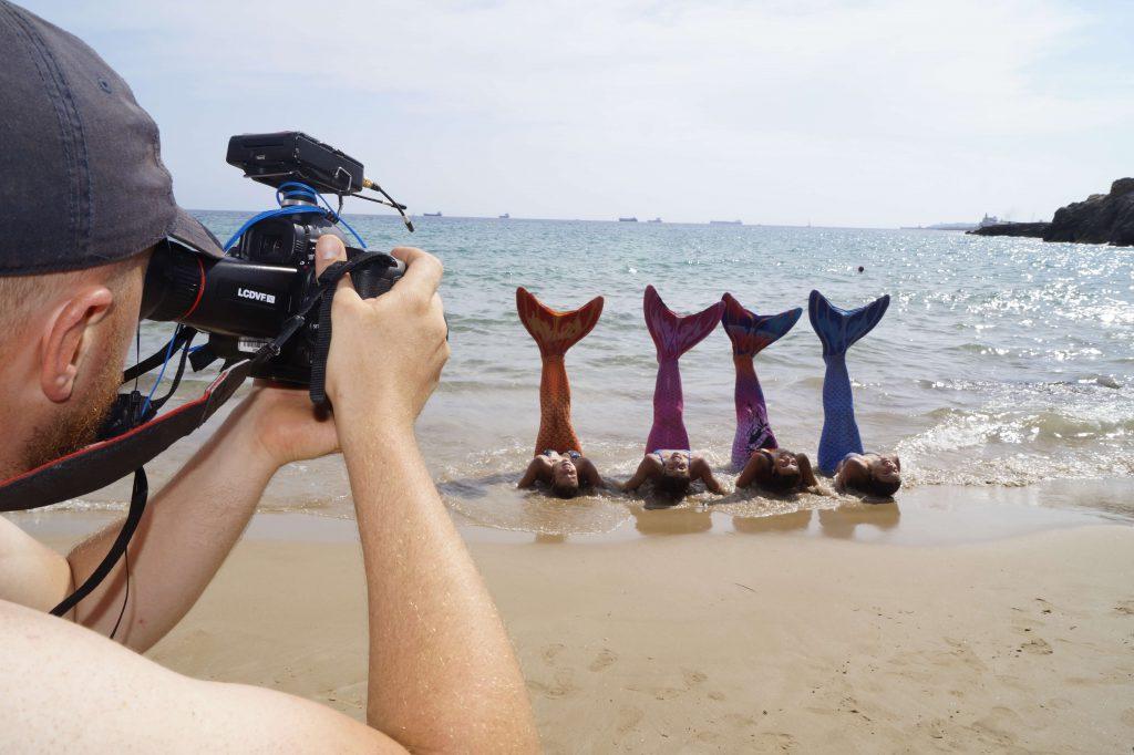 Sirenas Academy a France TV 2
