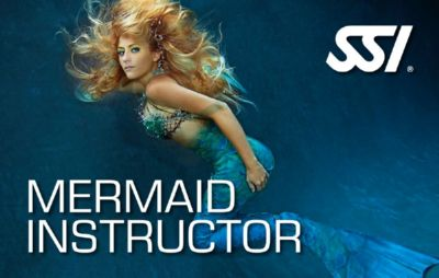 SSI Mermaiding Instructor Sirenas