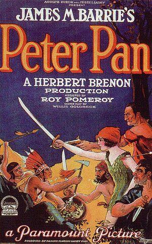 Peter Pan pelicula 1953
