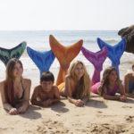 Mermaids tails