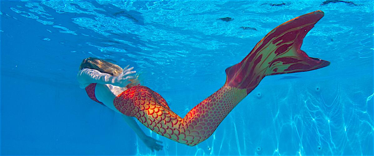 cola sirena nadar mako