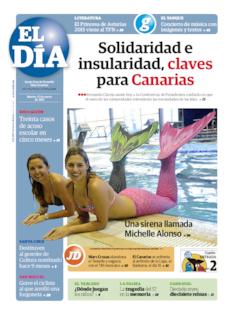 Sirena Academy portada Tenerife