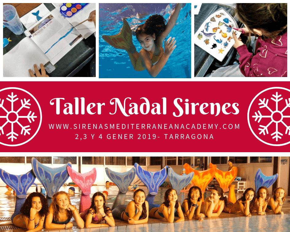Taller Nadal Sirena 2018