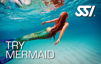 SSI Mermaid Try curso Sirenas Academy