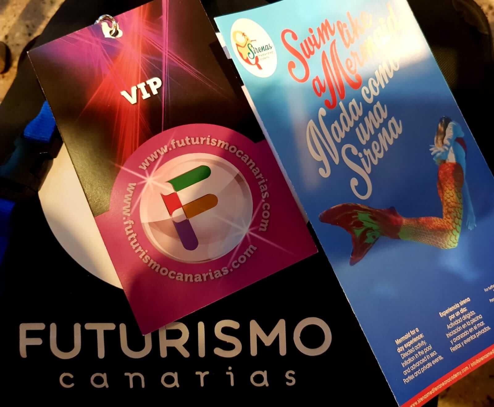 Sirenas en Futurismo Canarias
